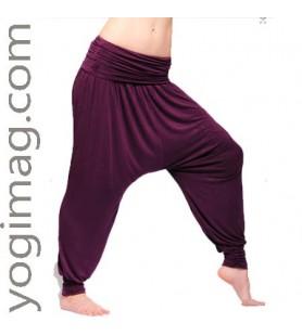 Sarrouel Yoga : un pantalon large et ample