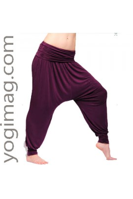 Sarrouel Yoga : un pantalon large et ample