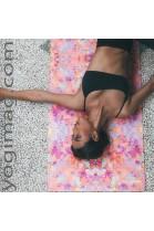 Tapis de yoga Kaléidoscope