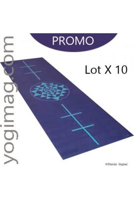 10 tapis de yoga d'aide aux positions de yoga