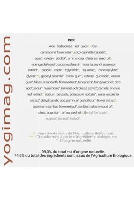 Crème Matifiante & Équilibrante Bio Letika