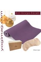 Cadeau Noël - Kit Yoga Yogimag