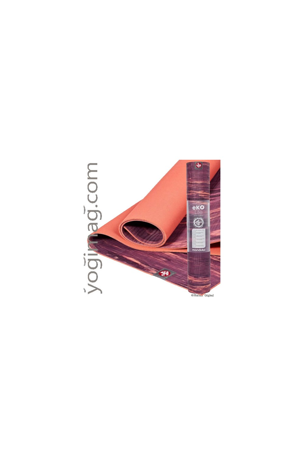 Manduka Tapis De Yoga Eko Lite 4mm Hope