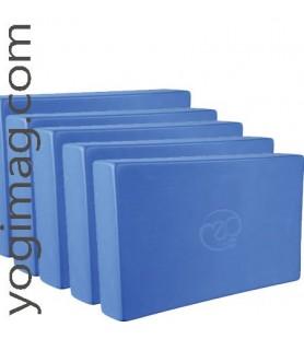 Bloc de Yoga Pro Bleu 305x205x5cm EVA