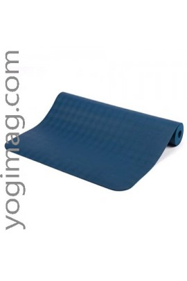 Tapis de yoga antitranspirant antiderapant
