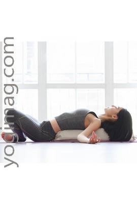 Bolster de yoga
