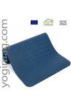 Tapis de yoga extra antidérapant épais en latex écologique
