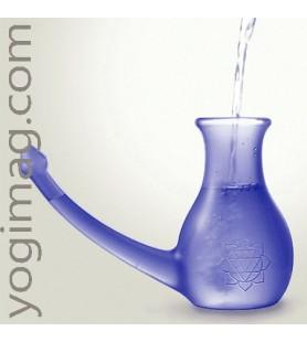 Grand Neti Pot Nosebuddy 0,5L en platique recyclable