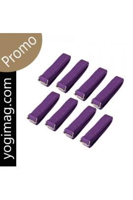 Sangles de yoga pro - Promotion X8