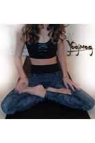 Legging de Sport Yoga & Fitness Yogimag