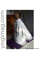 Châle de Méditation Yoga