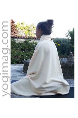 Couverture de méditation polaire chaude