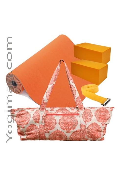 Kit cadeaux de Yoga pour Noël Yogimag