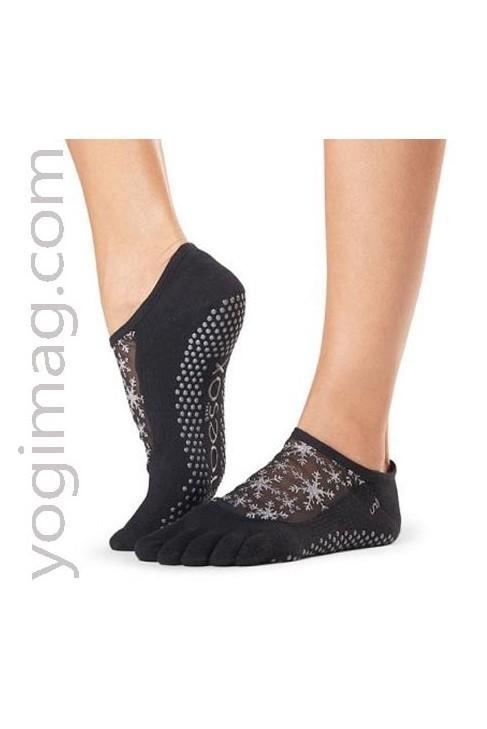 Toesox® - Chaussettes spécial yoga antidérapantes