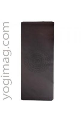 Tapis de yoga Om de grande qualité