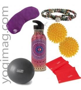 Kit cadeau Saint Valentin Yoga Bien-être et Gym