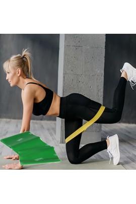 Bandes de résistance élastiques Gym Fitness Pilates Musculation