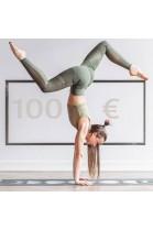 Carte cadeau Yoga 100€