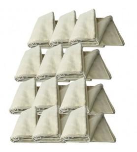Lot Couverture de Yoga Asana Coton