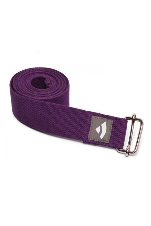 Sangle de yoga ceinture standard en coton 2,5mx38mm