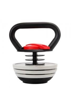 Kettlebell évolutif de 4 à 18,5 kg - article de renforcement musculaire