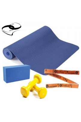 Kit yoga fitness Yogimag©