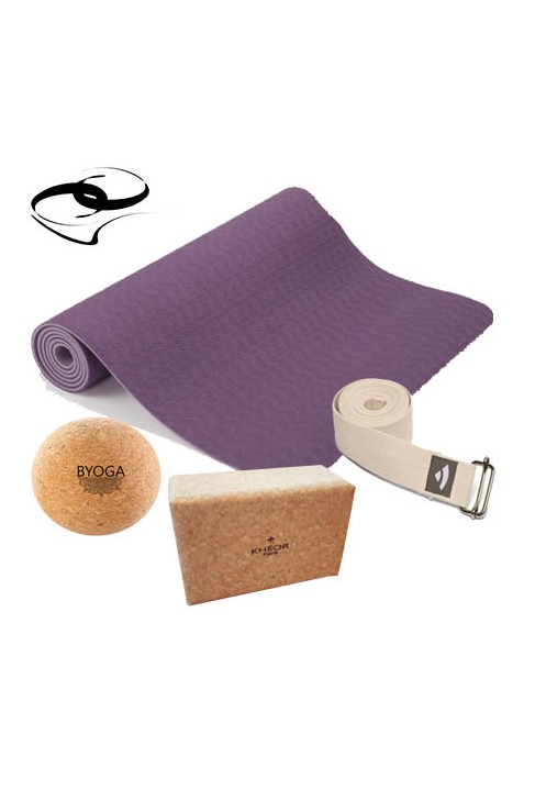 Kit de yoga Yogimag©