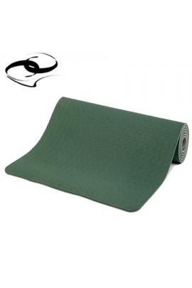 Tapis de yoga Sérénité confortable pour le Sport et la Gym en TPE