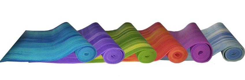 Tapis de yoga pro 6mm résistant
