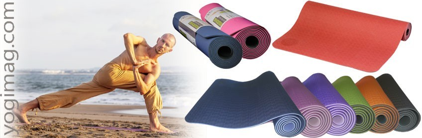 Tapis de Yoga TPE Léger