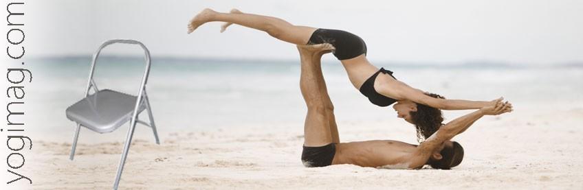 Chaise de Yoga