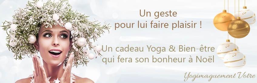 Cadeau de Noël Yoga