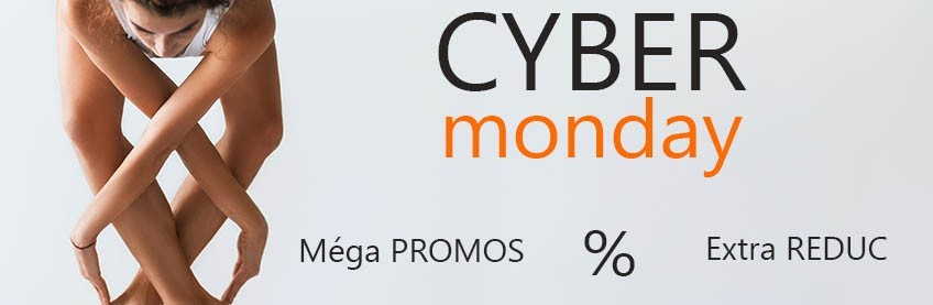 Cyber Monday Yoga