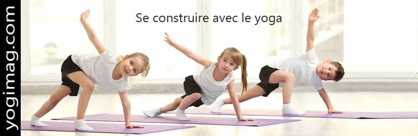 Tapis de yoga enfant