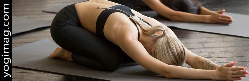 Tapis de Yoga doux
