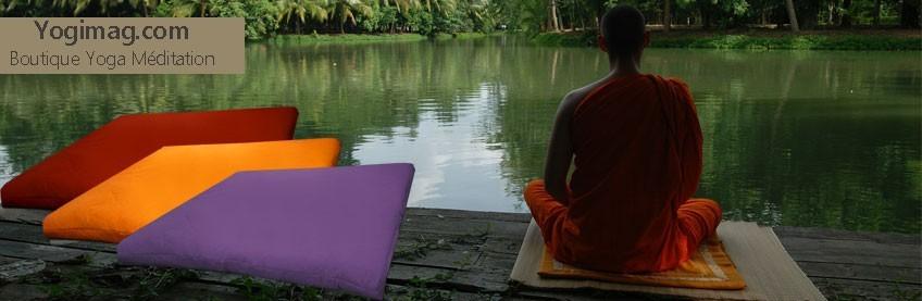 Tapis de Méditation & Zabuton