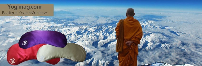 Coussinet Méditation & Yoga
