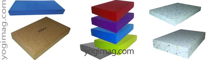 bloc de yoga yogimag