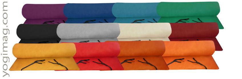 tapis de yoga méditation - yogimag
