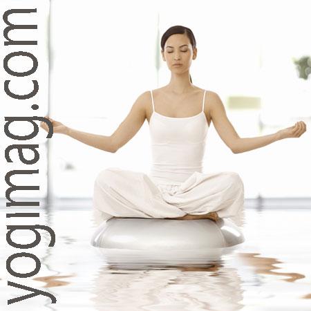 guide de la méditation matériel yogimag