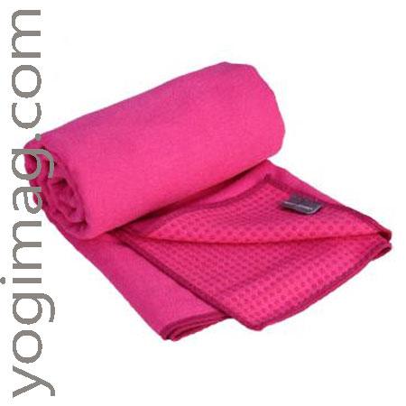 Serviette pour tapis de yoga Yogimag