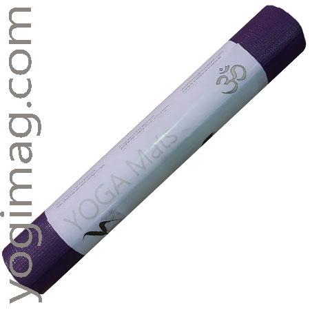 Tapis de yoga 4mm antidérapant Yogimag