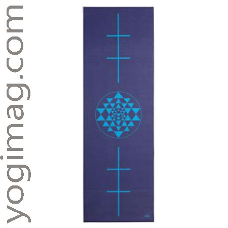 tapis de yoga exercices - yogimag