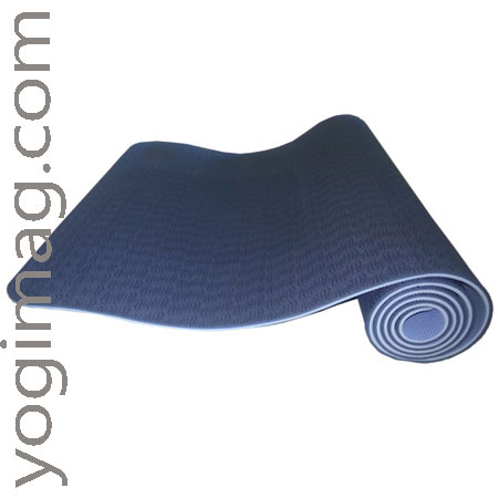 Tapis de yoga gym épais 6mm Yogimag