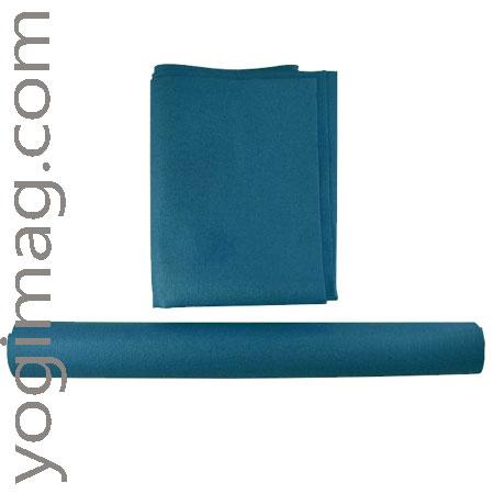 tapis de yoga de voyage - yogimag
