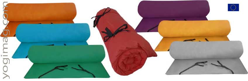 tapis futon shiatsu de massage yogimag