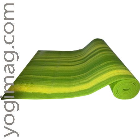 tapis de yoga 183x60x6mm - yogimag