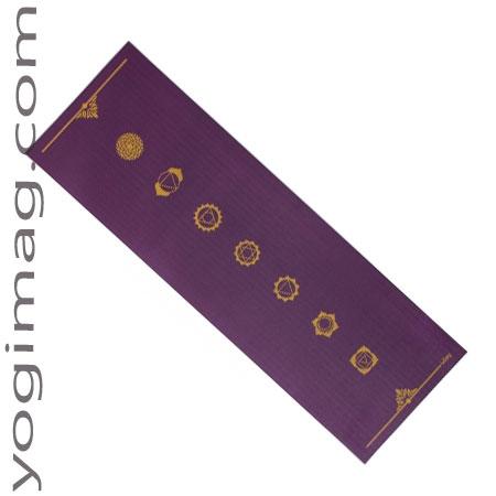 tapis de yoga femme - yogimag