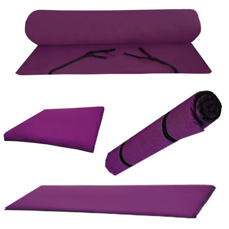 tapis de yoga méditation Qualité futon - yogimag