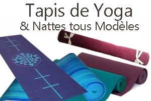 Tapis de Yoga nattes Yogimag